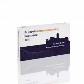 ESA Ecstasy/Methamphetamine Substanztest 10 Ampullen