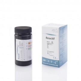 Reactif 3A urine analysis strips 100 tests