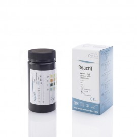 Reactif 4A urine analysis strips 100 tests