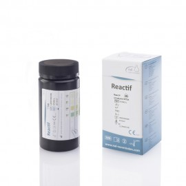 Reactif 4B urine analysis strips 100 tests