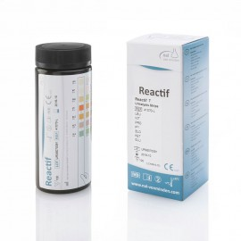 Reactif 7 urine analysis strips 1x100 tests