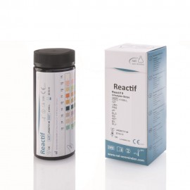 Reactif 9 urine analysis strips 100 tests