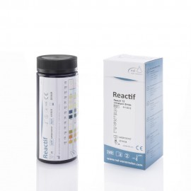 Reactif 13 urine analysis strips 25 tests