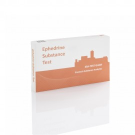 ESA Ephedrine test de substance 10 ampoules